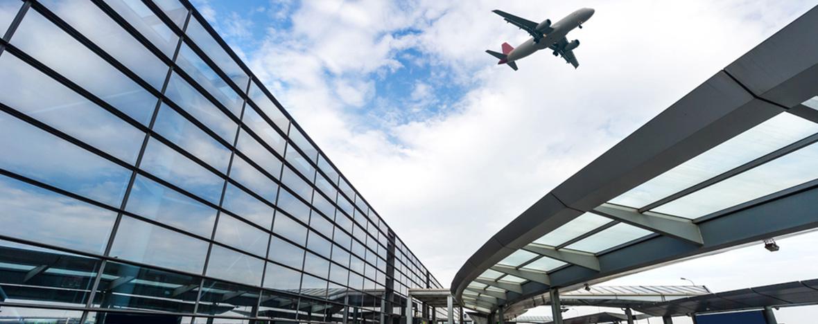 Oncam Grandeye międzynarodowy lider wtechnologii monitoringu 360° zdobył kontrakt Houston Airport System nadostarczenie kamer IP Evolution 360° dla międzynarodowych lotnisk Hobby iBush.
