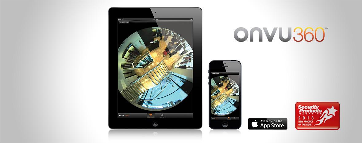 OnVu360 – innowacyjna aplikacja monitoringu nagrodzona wprestiżowym konkursie magazynu Security Products.