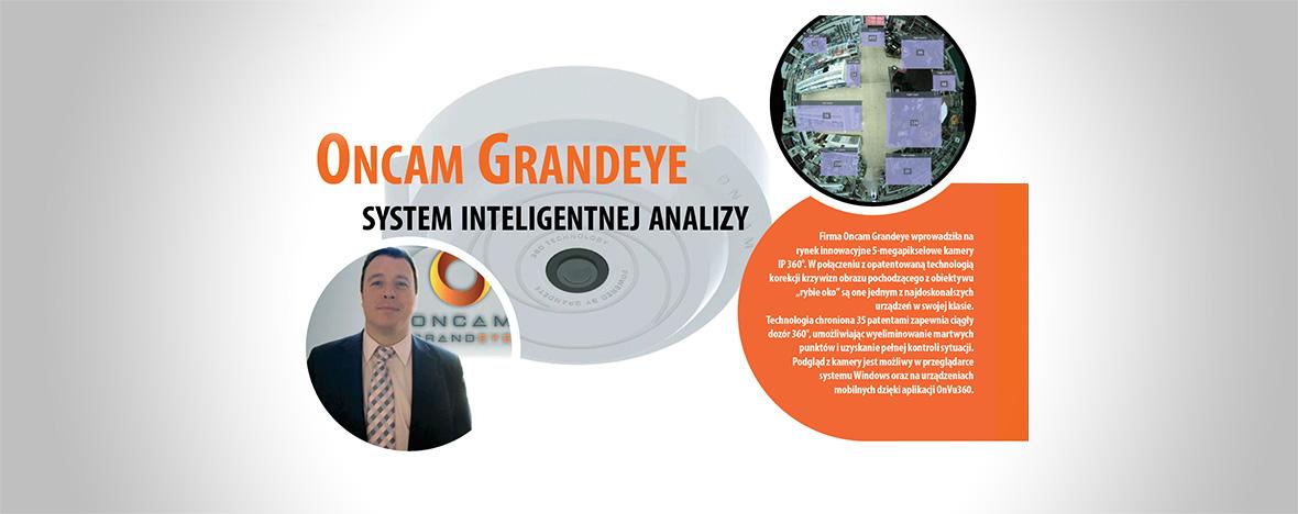 Paul Such – wicedyrektor ds.sprzedaży Oncam Grandeye wwydaniu specjalnym magazynu SA Systemy Alarmowe.  Przeczytaj wywiad ofunkcjach inteligentnej analizy obrazu kamer Oncam Grandeye 360 stopni.