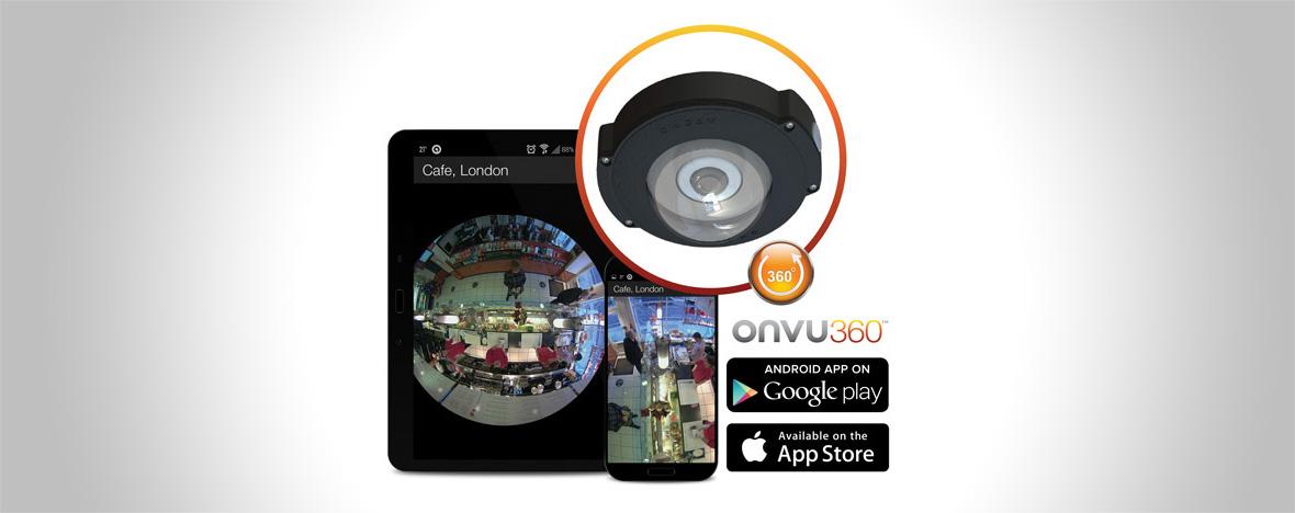 Aplikacja OnVu360 teraz dostępna dla systemu iOS orazAndroid!