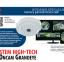 """System High-Tech Oncam Grandeye wWydaniu Specjalnym """"Kamery Panoramiczne 360°"""" Magazynu Systemy Alarmowe"""