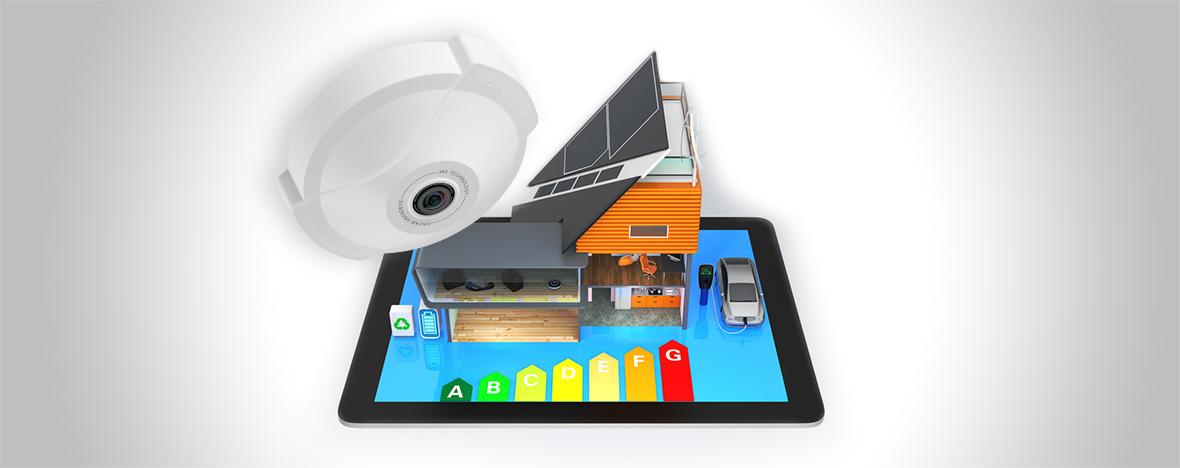 Inteligentny monitoring wTwoim domu