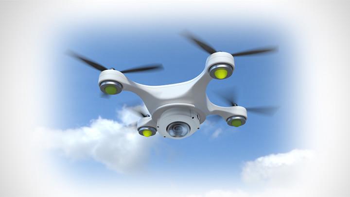 Kamery Oncam rozwiązaniem dla dronów